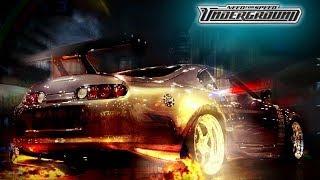 Стрим по Need For Speed Underground (#1)