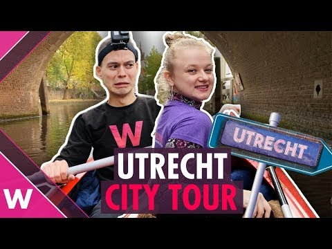 Utrecht travel guide: Canal rides, street art and bikes | Eurovision 2020 🇳🇱