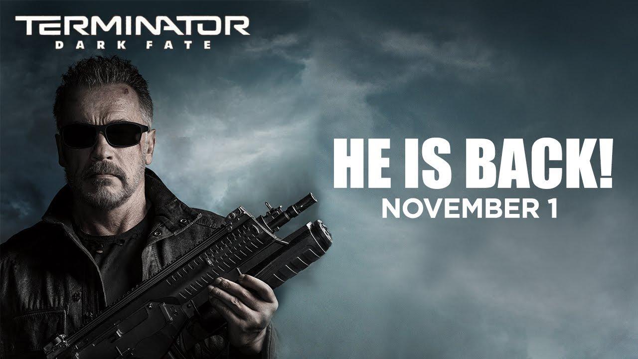 """Képtalálat a következőre: """"terminator dark fate poster"""""""