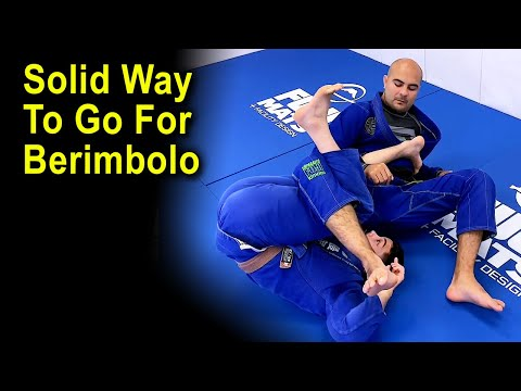Very Solid Way To Go For The Berimbolo by Nick Salles