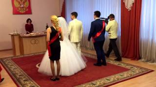 Свадьба Жени и Кати Величко
