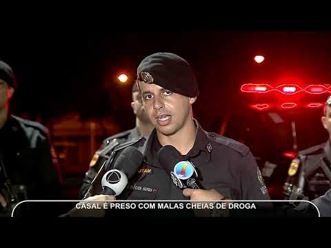 JMD (09/05/18) - Homem é Preso Na Rodoviária De Goiânia Com 40 Kg De Maconha