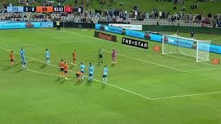 Hyundai A-League 2019/20: Round 9 - Sydney FC v Brisbane Roar (Full Game)