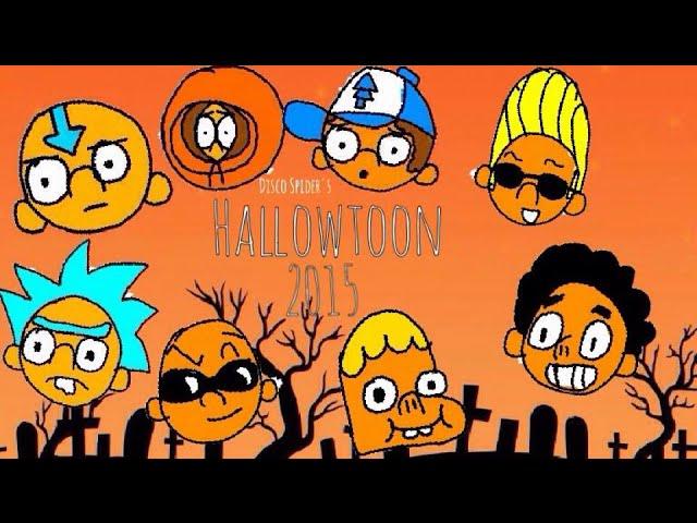 Hallowtoon 2015: Sugar Frosted Frights [Rockos Modern Life]