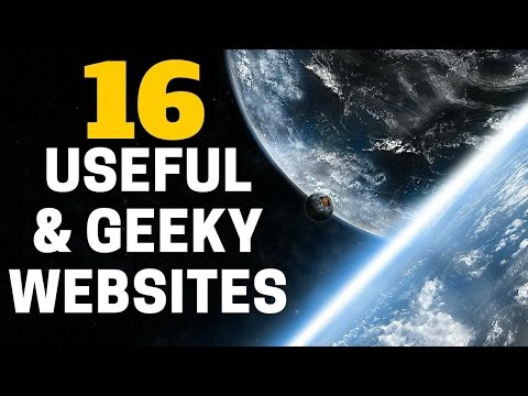 16 Interesting Websites You Should Know About