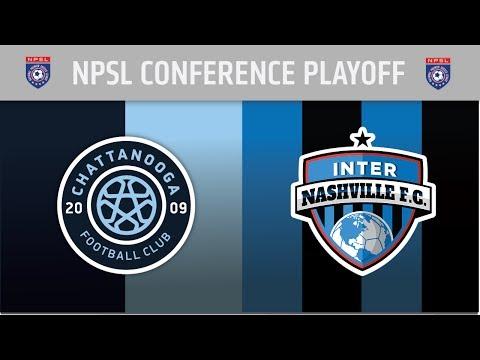 NPSL Conference Quarter Final vs Inter Nashville