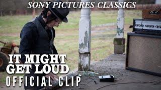 "It Might Get Loud | ""Jack White Builds a Guitar Then Plays It"" Official Clip (2009)"