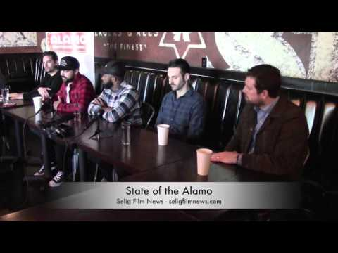 Alamo Drafthouse Cinema - State of the Alamo Address