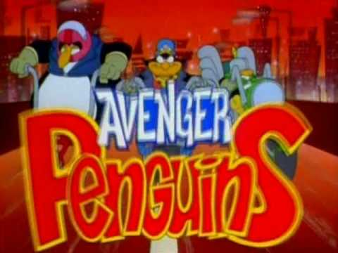 Random Movie Pick - Avenger Penguins - Intro Theme (closed captions) YouTube Trailer