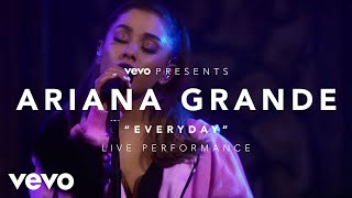 Ariana Grande - Everyday (Vevo Presents) Music never stops. Get the Vevo App! http://smarturl.it/vevoapps Dangerous Woman album available now: ...