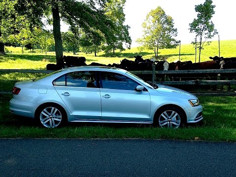 2015 VW Jetta TDi Turbo Diesel – First Drive