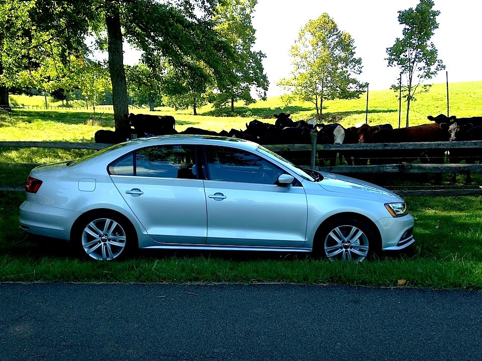 2015 VW Jetta TDi Turbo sel – First Drive - YouTube