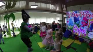 Танец анимация Тролли на детский праздник / Фирма Аниматор г.Севастополь(, 2017-03-25T17:58:57.000Z)