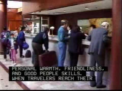 Hotel and Motel Desk Clerk Career Overview - YouTube