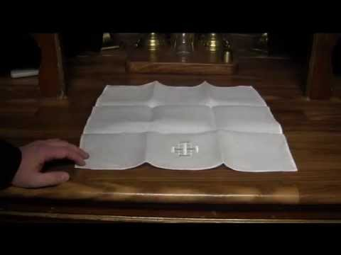 Caring for Altar Linens