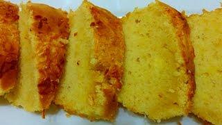 Resep dan Cara Membuat Kue Bolu Tape   Fermented Cassava Cake Recipe
