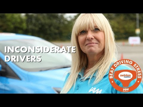 Inconsiderate Drivers | Beat Driving Stress