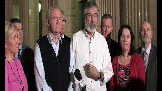Sinn Féin committed to building on progress made in agreement
