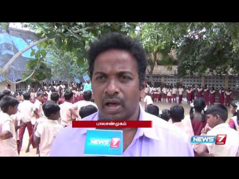 Traditional games to keep children away from technology at Nagaipattinam | News7 Tamil