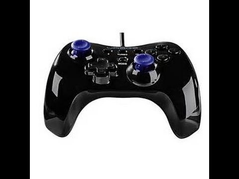 HAMA Flashlight Blau USB Gamepad 64 BIT Driver
