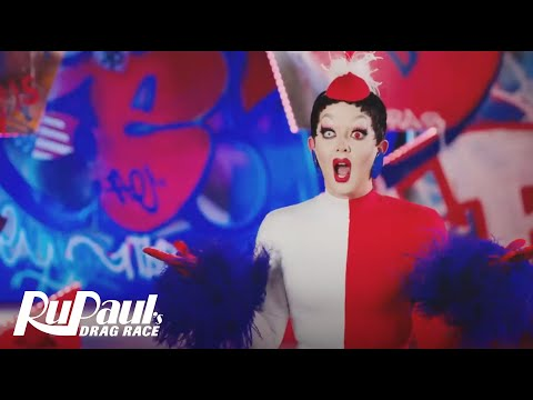 Meet Aiden Zhane: 'The Ghoulish Glamour Girl' | RuPaul's Drag Race Season 12