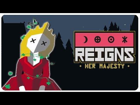 OFF WITH HER MAJESTY'S HEAD! | Reigns: Her Majesty Gameplay (Mobile / PC)