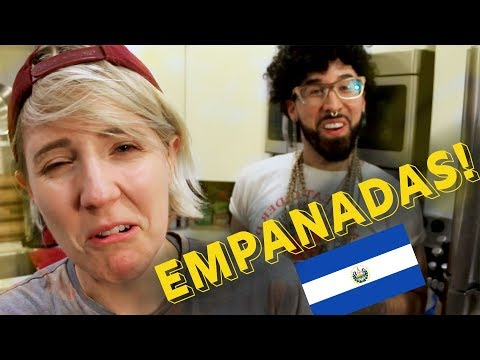How to Make Empanadas! ft. Buzzfeed Curly!