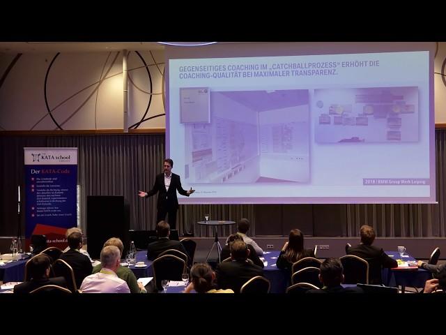 Sechs Jahre KATA im Produktionssystem der BMW Group | KATA Convention 2018