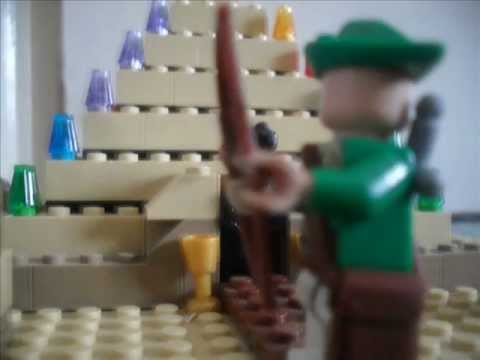 The Legend of Lego Zelda: The Fallacy -Deleted Scene 2-
