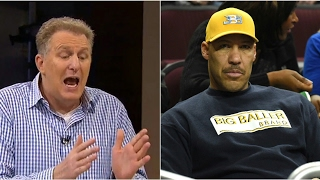Lavar Ball blames UCLA loss on white players!!!