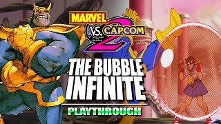 THE BUBBLE INFINITE: Marvel Vs. Capcom 2 2000 - Thanos Legacy