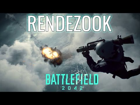 How the internet reacted to the RENDEZOOK Battlefield 2042 Reveal Trailer!