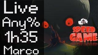 Speed Game: Live Any% Zelda: Majora's Mask en moins de 1h35 !