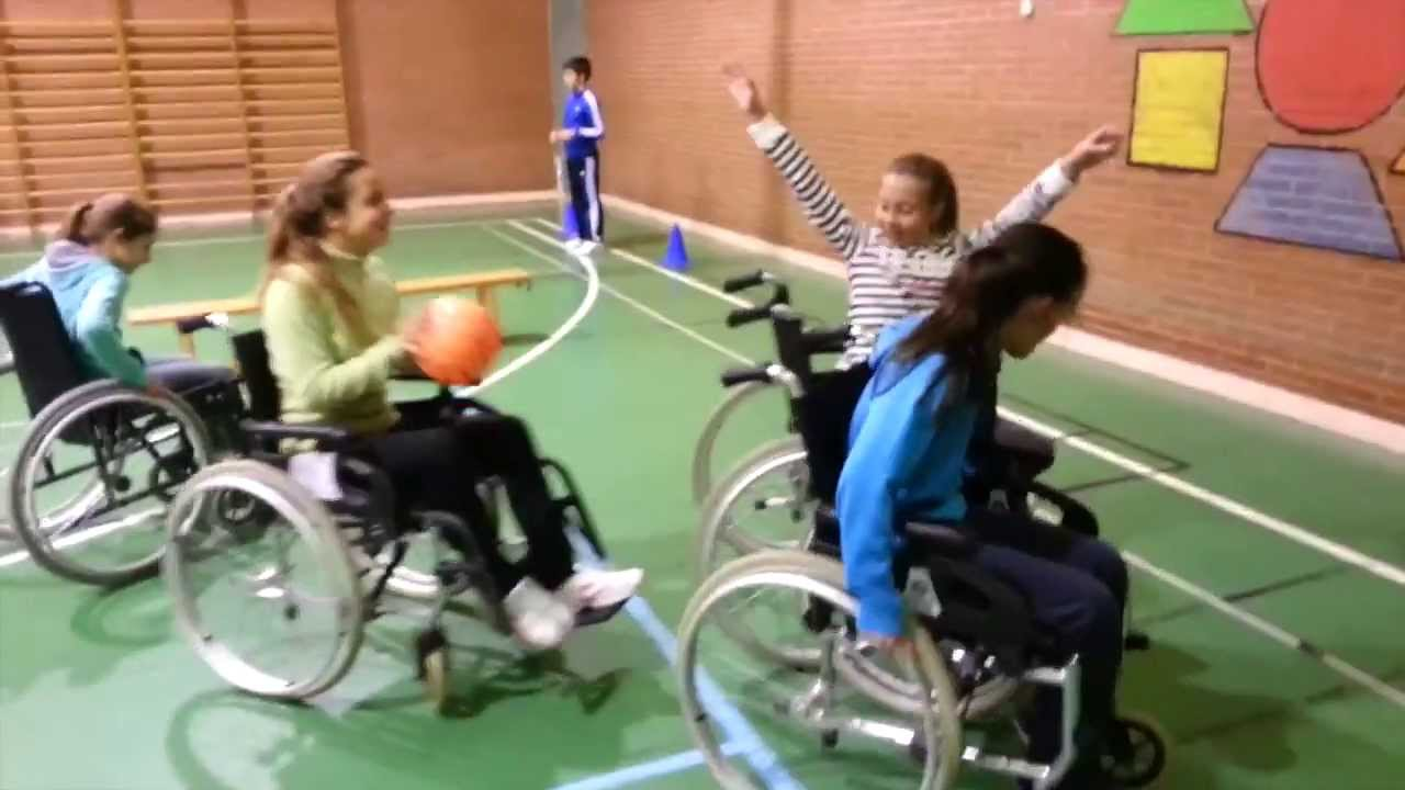 Deportes Adaptados Pr Ctica Y Sensibilizaci N Hacia Las