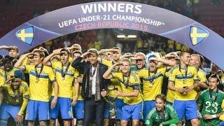 Sverige U21 - Vägen till EM Guld (Nya Sverige)