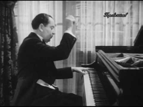 Jakob Gimpel plays Brahms Paganini variations - Part 1