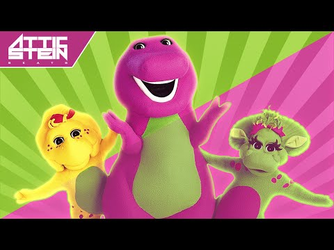 BARNEY THEME SONG REMIX [PROD. BY ATTIC STEIN]
