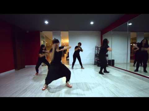 basement jaxx good luck choreography by luckystar youtube