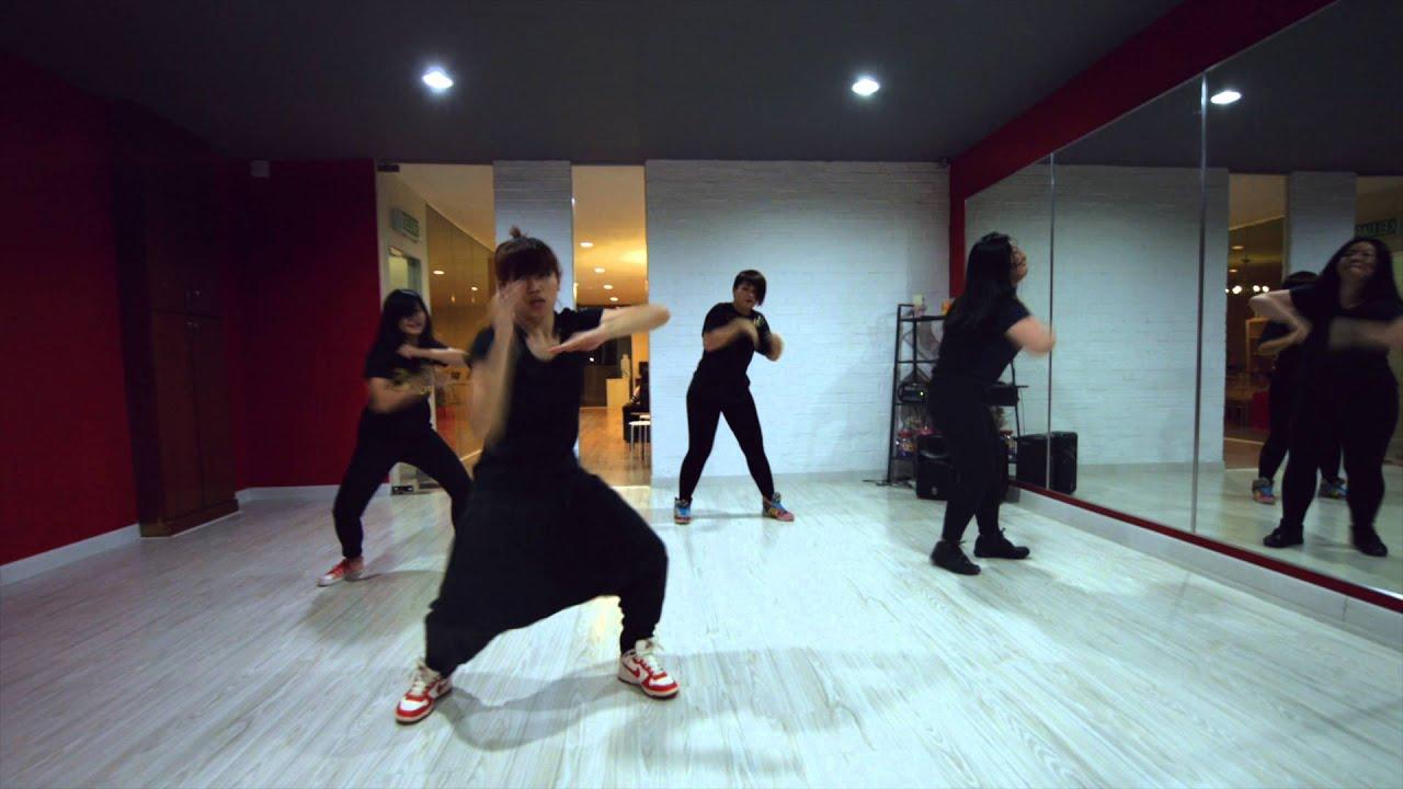 Basement Jaxx Good Luck Choreography By Luckystar YouTube - Basement jaxx good luck