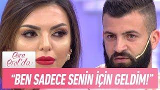 """Bahtiyar: """"Ben sadece senin için geldim!"""" - Esra Erol'da 8 Haziran 2017"""