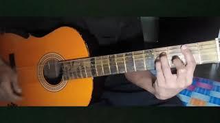 Lagu tabir kepalsuan rhoma irama. Gitar akustik dangdut finger style