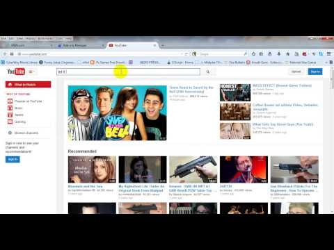 How to download youtube video using firefox extensions