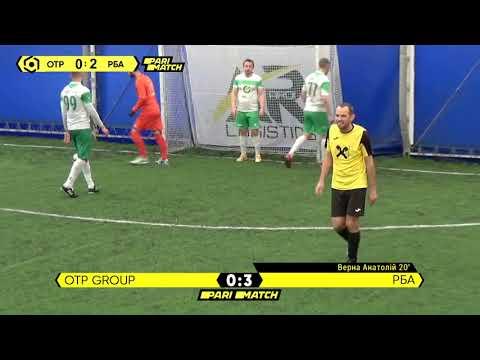 Огляд матчу | OTP Group 3 : 4 Райффайзен Банк Аваль