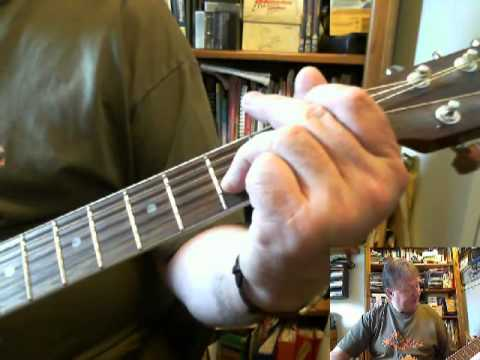 Riffin' Griff Guitar Lessons - 3 Chords in One - Pt. 2