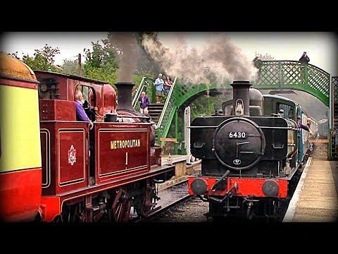 Epping Ongar Railway: London Transport Event 2017