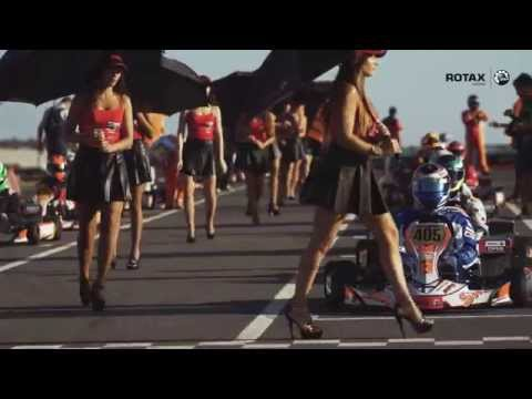 Rotax MAX Challenge Grand Finals 2015 - Highlight clip