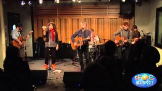 Neil Finn - Flying in the Face of Love (Live on KFOG Radio)
