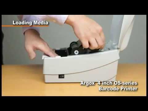 ARGOX OS 2140D DESCARGAR DRIVER