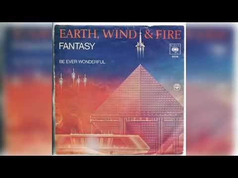 Earth, Wind & Fire - Fantasy (CBS.Blitzinformation.CBS-S-6056.Germany.1977)