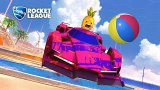 ¡A JUGAR A FÚTBOL CON COCHES! - Rocket League